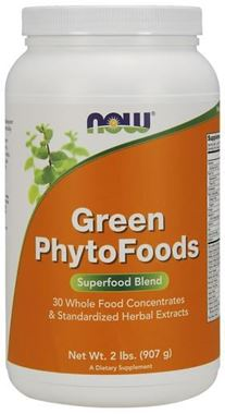 Picture of NOW Green Phytofoods, 2 lb powder