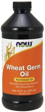 Picture of NOW Wheat Germ Oil, 16 fl oz