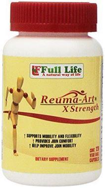 Picture of Full Life Reuma-Art X-Strength, 120 caps