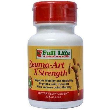 Picture of Full Life Reuma-Art X-Strength, 20 capsules