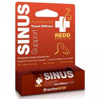 Picture of Redd Remedies Sinus Aromatherapy Travel Diffuser, 1.5 ml