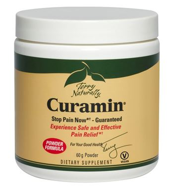 Picture of EuroPharma Terry Naturally Curamin, 60 g, Powder