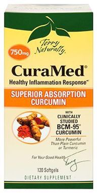 Picture of EuroPharma Terry Naturally Curamed, 750mg, 120 softgels