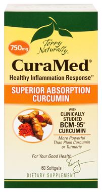 Picture of EuroPharma Terry Naturally Curamed, 750mg, 60 softgels