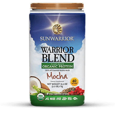 Picture of Sun Warrior Warrior Blend, Mocha, 35.2 oz