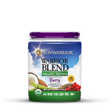 Picture of Sun Warrior Warrior Blend, Berry, 17.6 oz