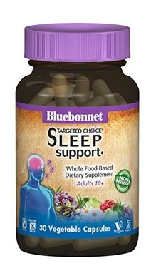 Picture of Bluebonnet Targeted Choice Sleep Support, 30 vcaps