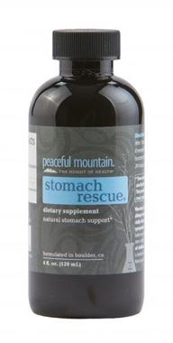 Picture of Peaceful Mountain Stomach Rescue, 4 fl oz