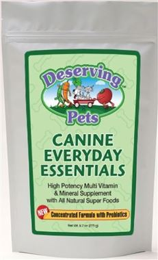 Picture of Deserving Pets Canine Everyday Essentials, 9.7 oz