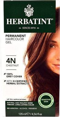 Picture of Herbatint Permanent Haircolor Gel, 4N Chestnut, 4.56 fl oz