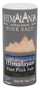 Picture of Natierra Himalania Himalayan Fine Pink Salt, 6 oz