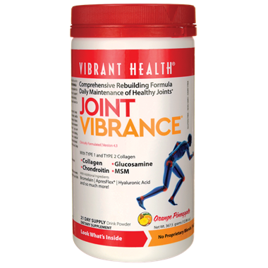 Picture of Vibrant Health Joint Vibrance, 12.96 oz powder