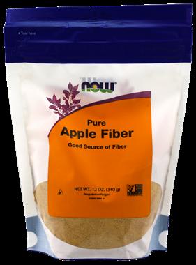 Picture of NOW Apple Fiber, 12 oz powder