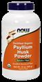 Picture of NOW Certified Organic Psyllium Husk Powder, 12 oz
