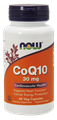 Picture of NOW CoQ10, 30 mg, 60 vcaps