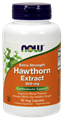 Picture of NOW Extra Strength Hawthorn Extract, 90 veg caps