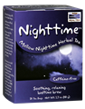 Picture of NOW Nighttime Tea, 24 tea bags