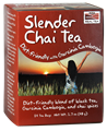 Picture of NOW Slender Chai Tea, 24 tea bags