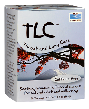 Picture of NOW TLC Tea, 24 tea bags