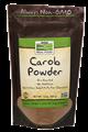 Picture of NOW Carob Powder, 12 oz