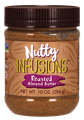 Picture of NOW Ellyndale Naturals Nutty Infusions Roasted Almond Butter, 10 oz