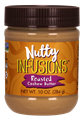 Picture of NOW Ellyndale Naturals Nutty Infusions Roasted Cashew Butter, 10 oz
