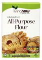 Picture of NOW All-Purpose Flour, 17 oz