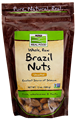 Picture of NOW Whole, Raw Brazil Nuts, 12 oz