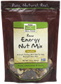 Picture of NOW  Raw Energy Nut Mix, 16 oz