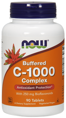 Picture of NOW Buffered C-1000 Complex, 90 tabs