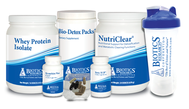 Picture of Biotics Research Complete BioDetox Kit, NutriClear FREE