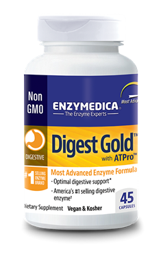 Picture of Enzymedica Digest Gold with ATPro, 45 caps