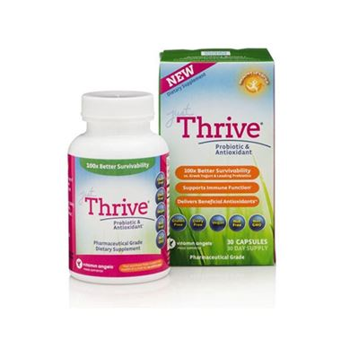 Picture of Just Thrive Probiotic & Antioxidant, 30 caps