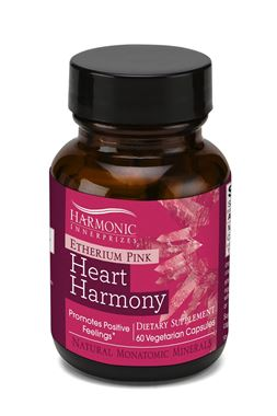 Picture of Harmonic Innerprizes Etherium Pink Heart Harmony, 60 vcaps