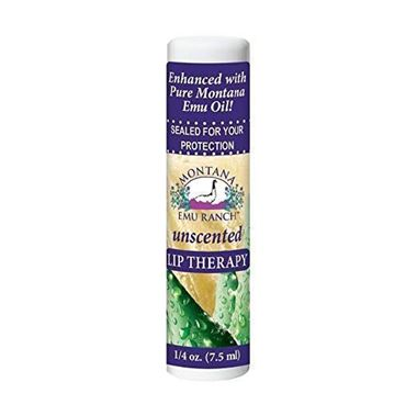 Picture of Montana Emu Ranch Lip Therapy, Unscented, 0.25 fl oz