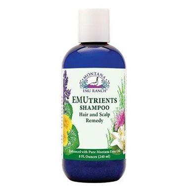 Picture of Montana Emu Ranch EMUTRIENTS Shampoo, 8 fl oz