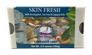 Picture of Montana Emu Ranch Handmade Soap, Skin Fresh, 3.5 oz
