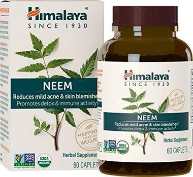 Picture of Himalaya Herbals Neem, 60 caps