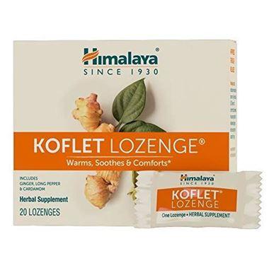 Picture of Himalaya Herbals Koflet Lozenge, 20 lozenges