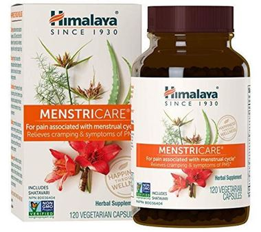 Picture of Himalaya Herbals MenstriCare, 120 vcaps