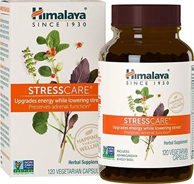 Picture of Himalaya Herbals StressCare, 120 vcaps
