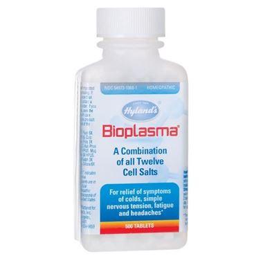 Picture of Hyland's Bioplasma, 500 tabs