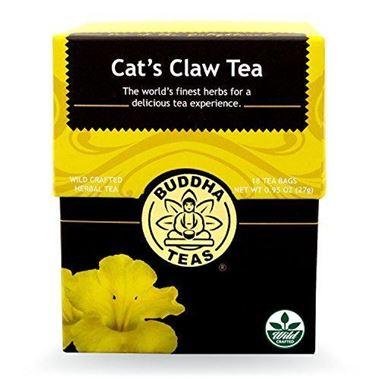Picture of Buddha Teas Cat's Claw Tea, 18 tea bags