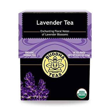 Picture of Buddha Teas Lavender Tea, 18 tea bags