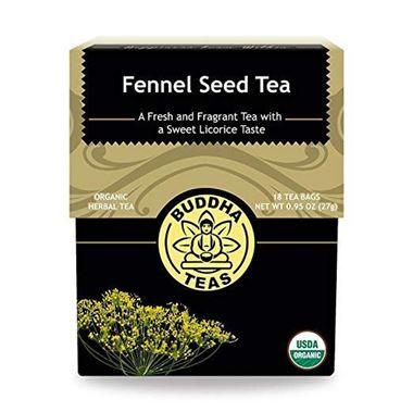 Picture of Buddha Teas Fennel Seed Tea, 18 tea bags