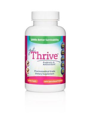 Picture of Just Thrive Probiotic & Antioxidant, 90 caps