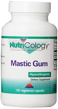 Picture of NutriCology Mastic Gum, 120 vcaps