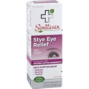 Picture of Similasan Stye Eye Relief, 0.33 fl oz