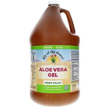 Picture of Lily Of The Desert Aloe Vera Gel, Inner Fillet, 1 gallon