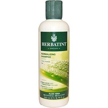Picture of Herbatint Normalizing Shampoo Aloe Vera, 8.79 fl oz